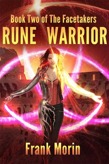 Rune Warrior Cover