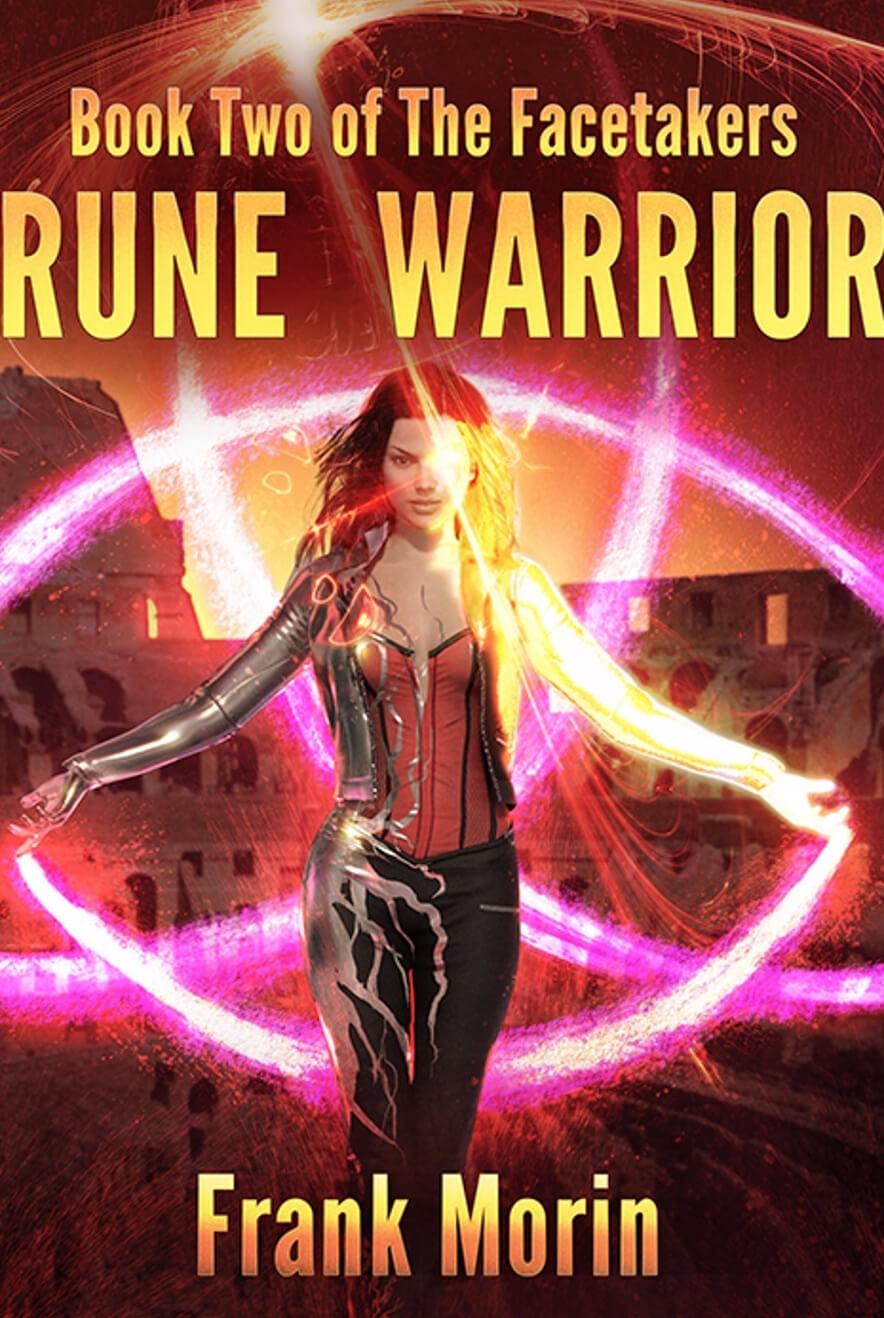 Rune Warrior cover