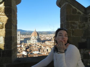 view of the florence Duomo