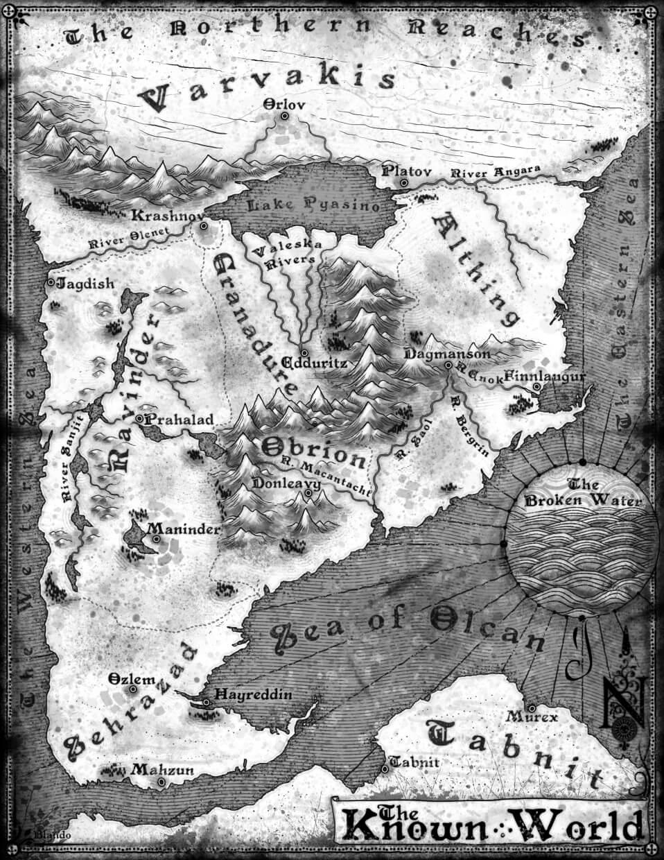 The World Map - Petralist