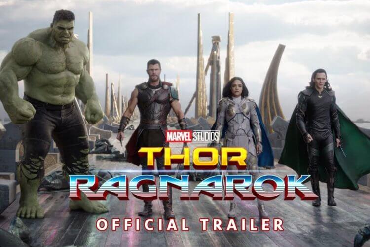 Thor trailer image